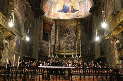 Cathedral concert in Cremona