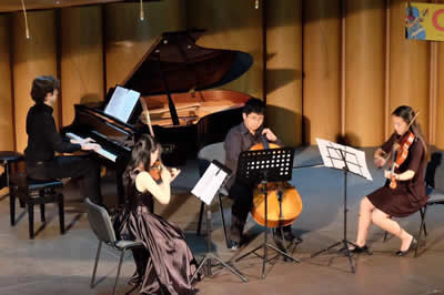 Piano duo in Cremona