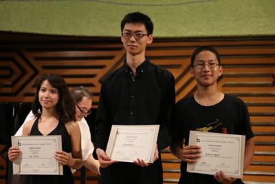 Piano Competition 2018