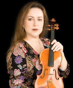 Limor Toren-Immerman, violinist