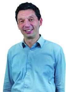 Mayor Gianluca Galimberti